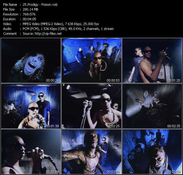 Prodigy video screenshot