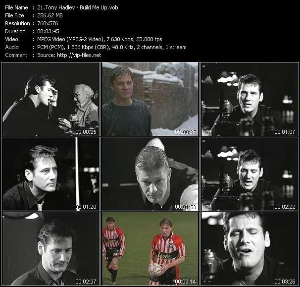 Tony Hadley video screenshot