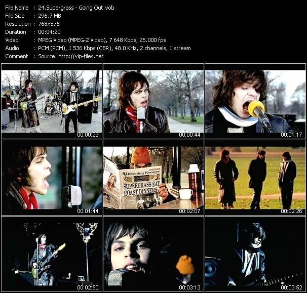 Supergrass video screenshot