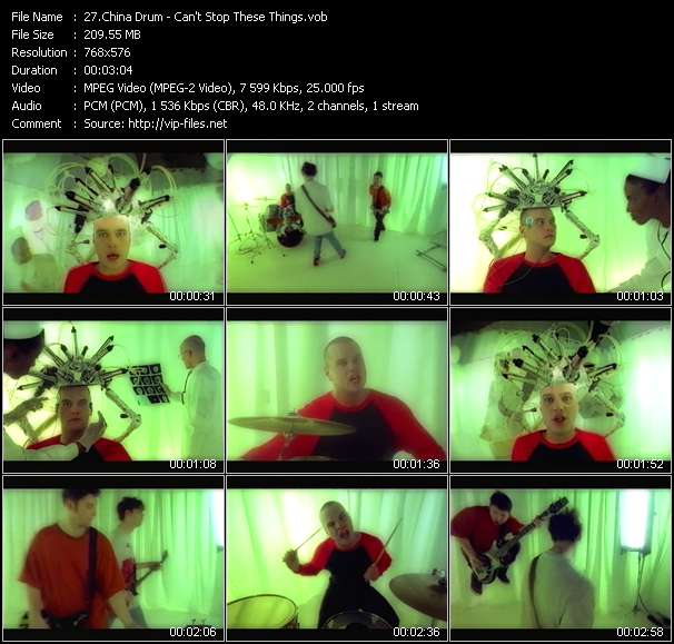 China Drum video screenshot