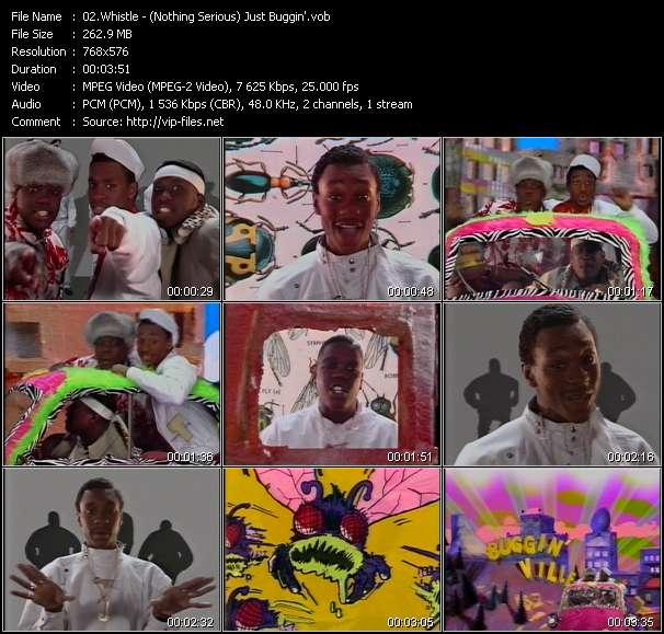 Whistle video screenshot
