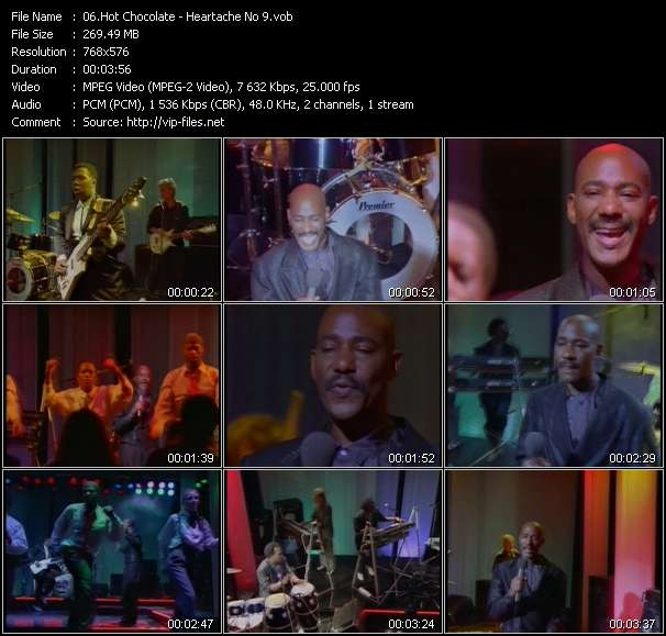 Hot Chocolate video screenshot