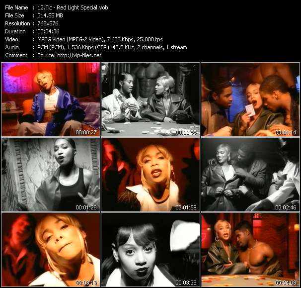 Tlc video screenshot
