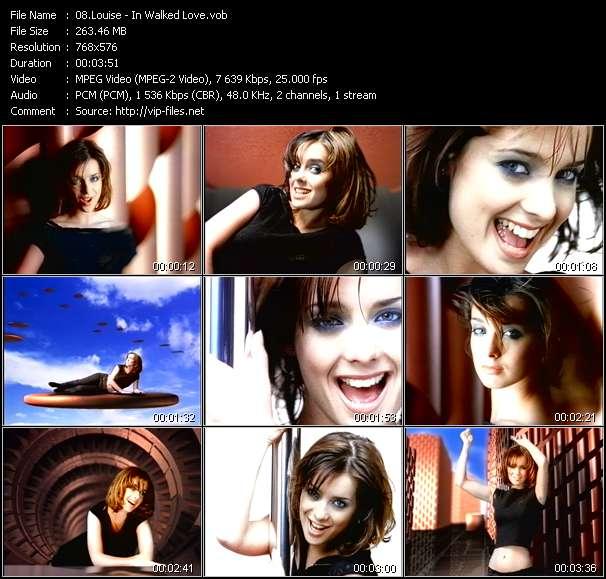 Louise video screenshot