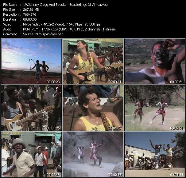 Johnny Clegg And Savuka video screenshot
