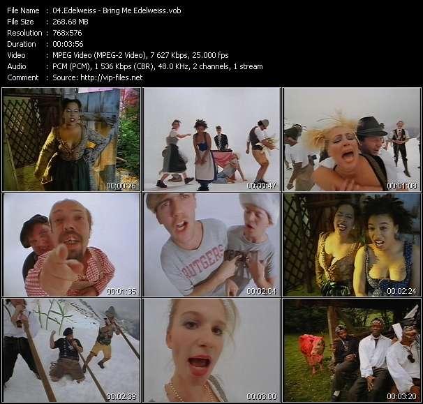 Edelweiss video screenshot