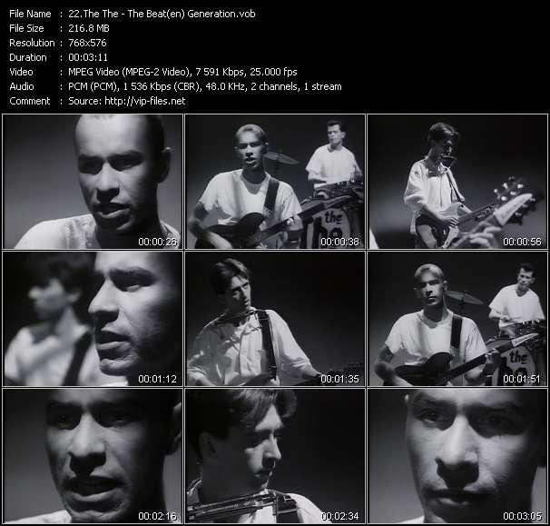 The The video screenshot