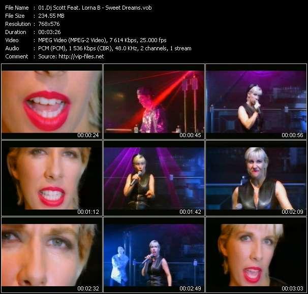 Dj Scott Feat. Lorna B video screenshot