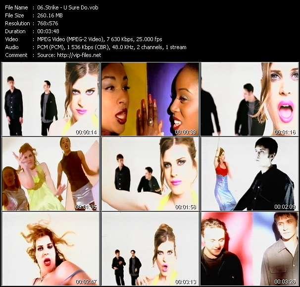 Strike video screenshot