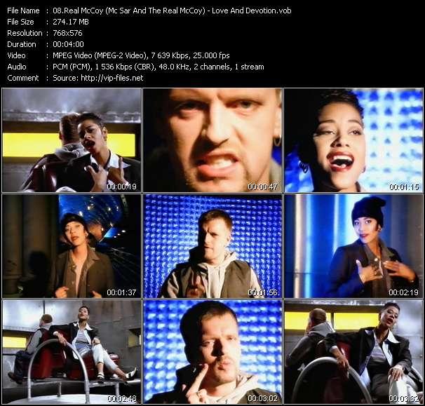 Real McCoy (Mc Sar And The Real McCoy) video screenshot