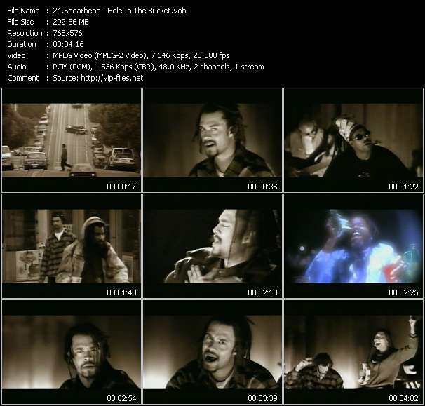 Spearhead video screenshot