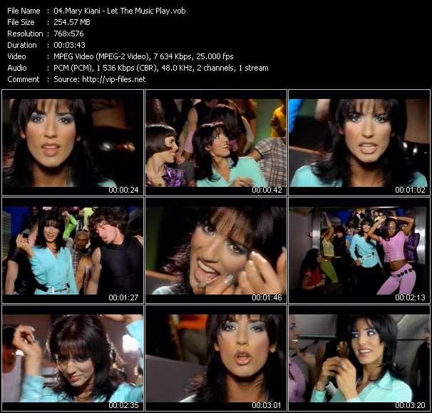 Mary Kiani video screenshot
