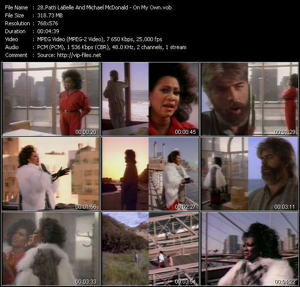 Patti LaBelle And Michael McDonald video screenshot