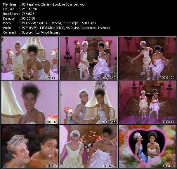 Pepsi And Shirlie video screenshot