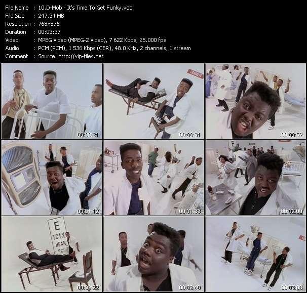 D-Mob video screenshot