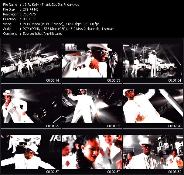 R. Kelly video screenshot