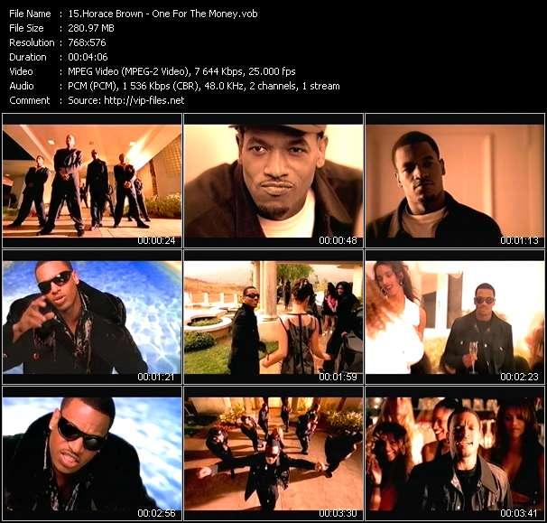 Horace Brown video screenshot