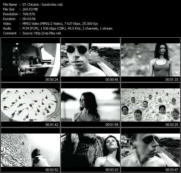 Chicane video screenshot