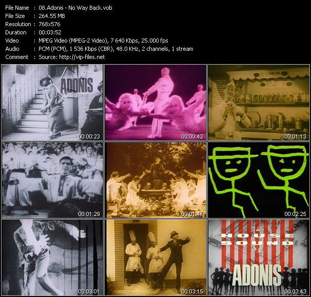 Adonis video screenshot