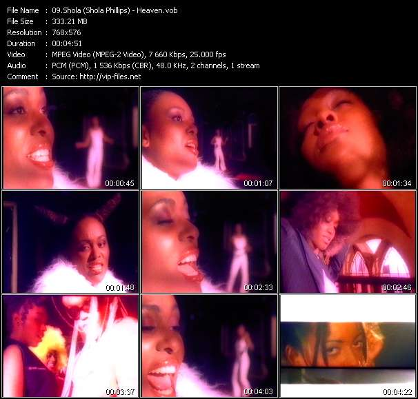 Shola (Shola Phillips) video screenshot