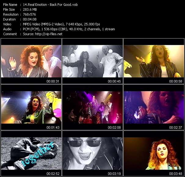Real Emotion video screenshot