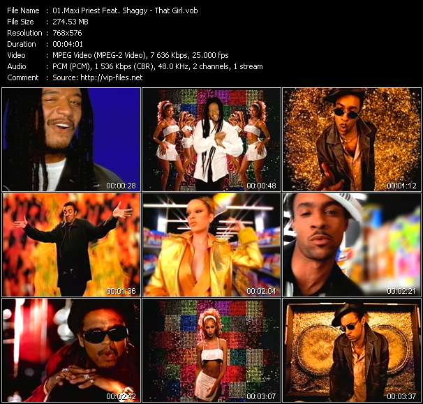 Maxi Priest Feat. Shaggy video screenshot