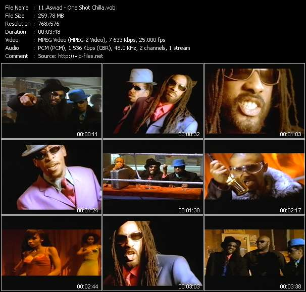Aswad video screenshot