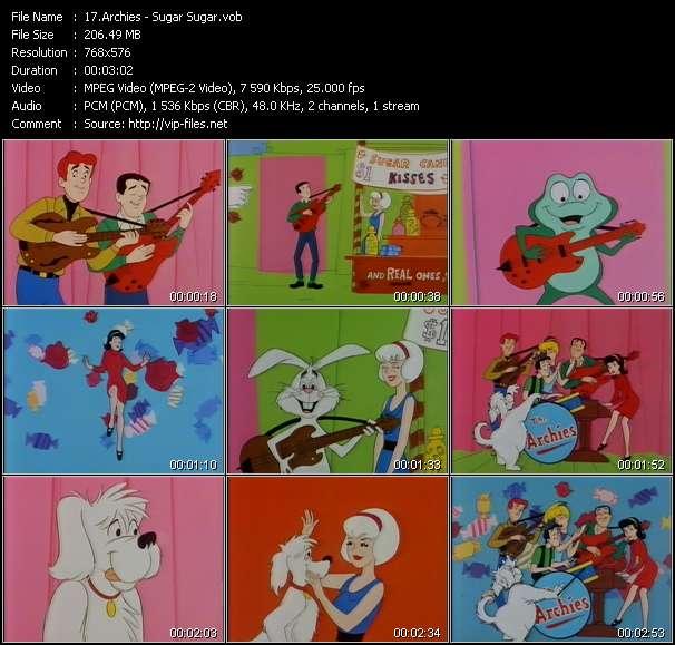 Archies video screenshot
