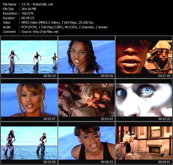 Tlc video screenshot