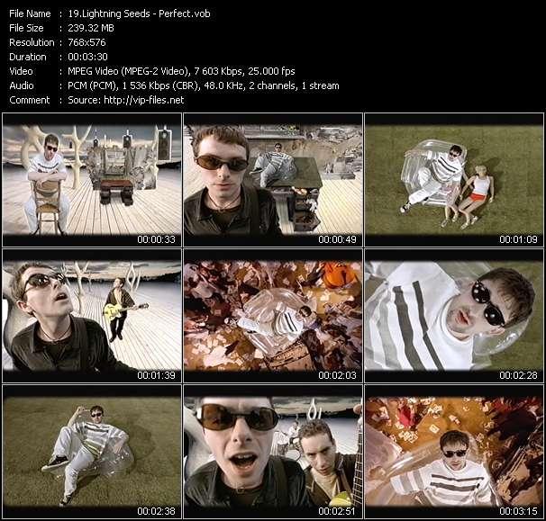 Lightning Seeds video screenshot