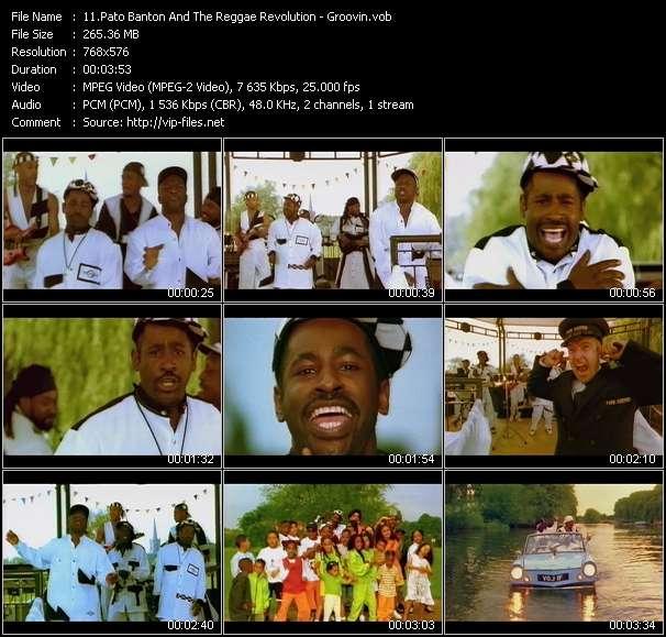 Pato Banton And The Reggae Revolution video screenshot