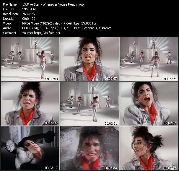 Five Star video screenshot