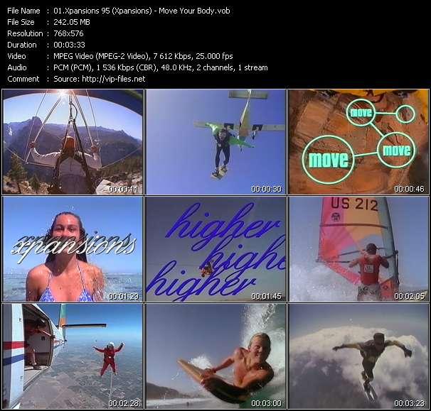Xpansions 95 (Xpansions) video screenshot