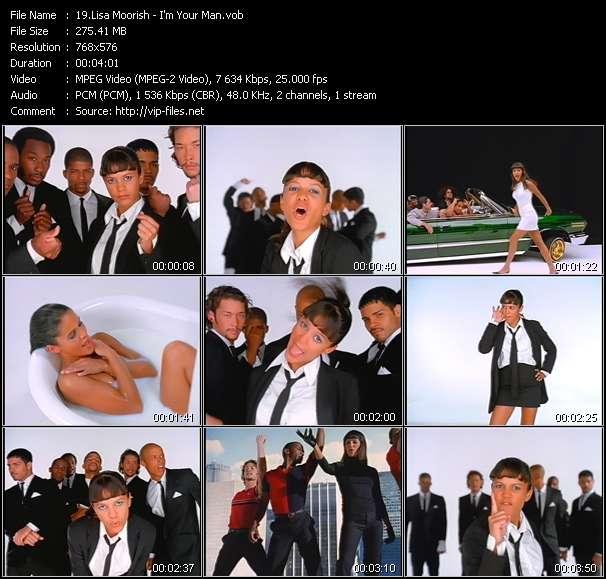Lisa Moorish video screenshot