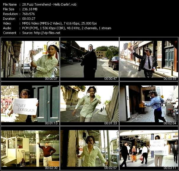 Fuzz Townshend video screenshot