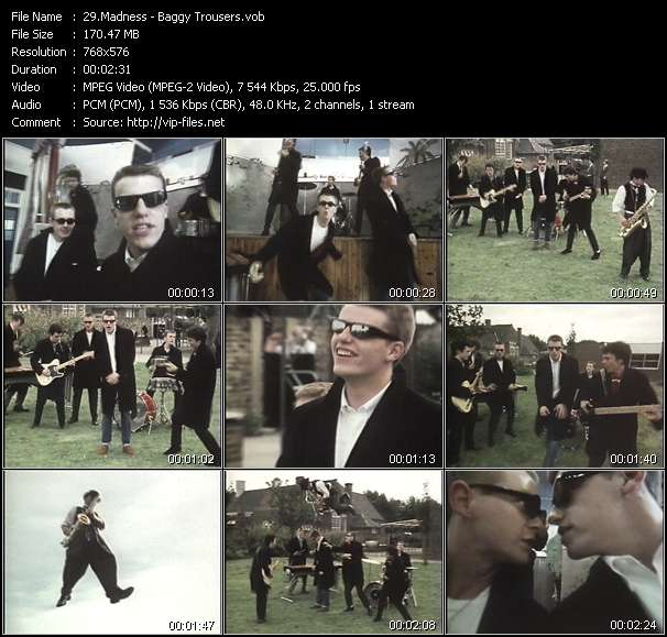 Madness video screenshot