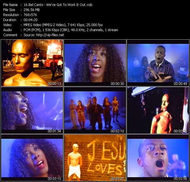 Bel Canto video screenshot