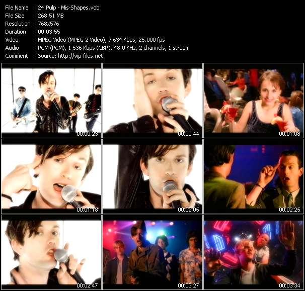 Pulp video screenshot