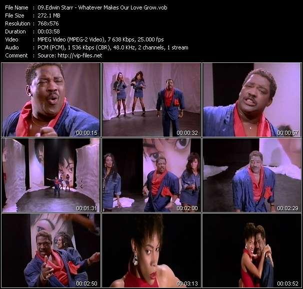 Edwin Starr video screenshot