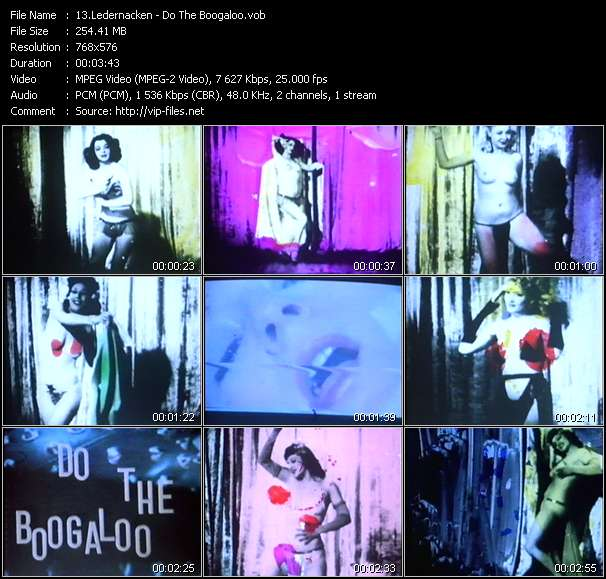 Ledernacken video screenshot