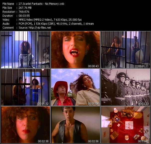 Scarlet Fantastic video screenshot