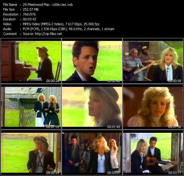 Fleetwood Mac video screenshot