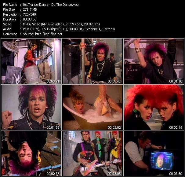 Trance-Dance video screenshot