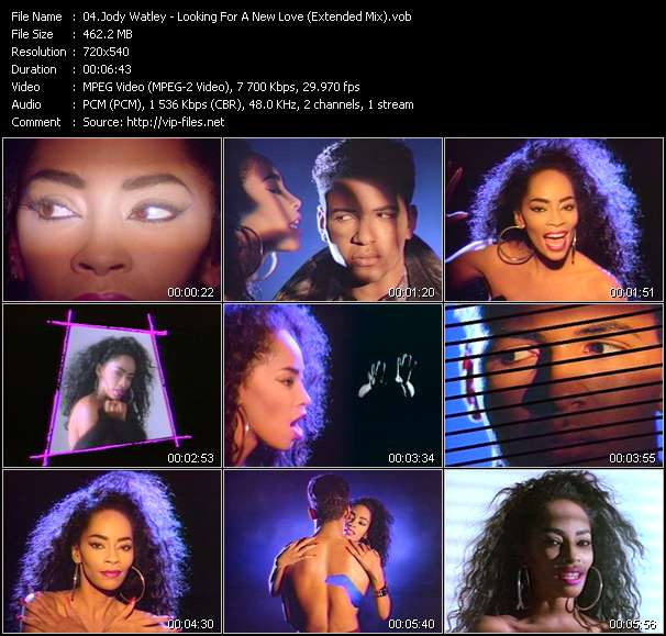 Jody Watley video screenshot