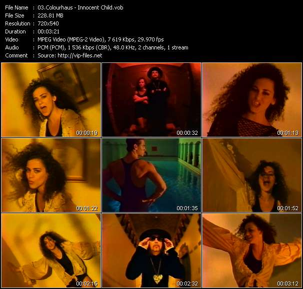 Colourhaus video screenshot