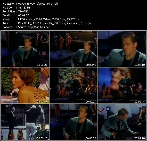 Glenn Frey video screenshot
