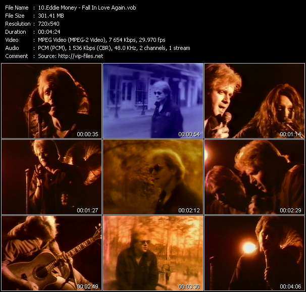 Eddie Money video screenshot