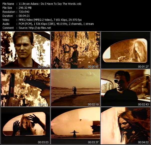 B. Adams video screenshot
