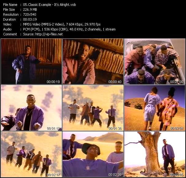 Classic Example video screenshot