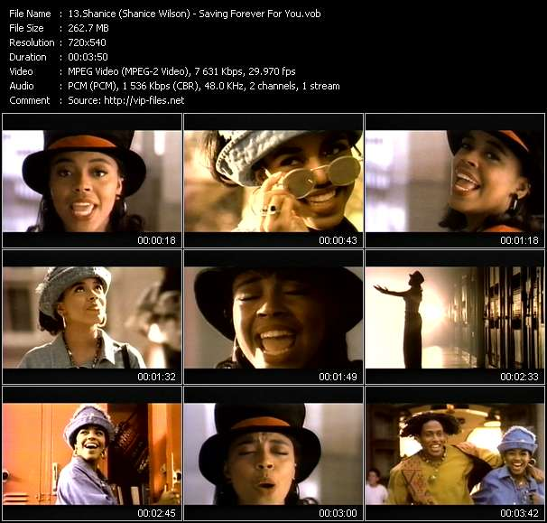 Shanice (Shanice Wilson) video screenshot